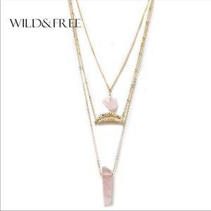 💕 three layering necklace 💕